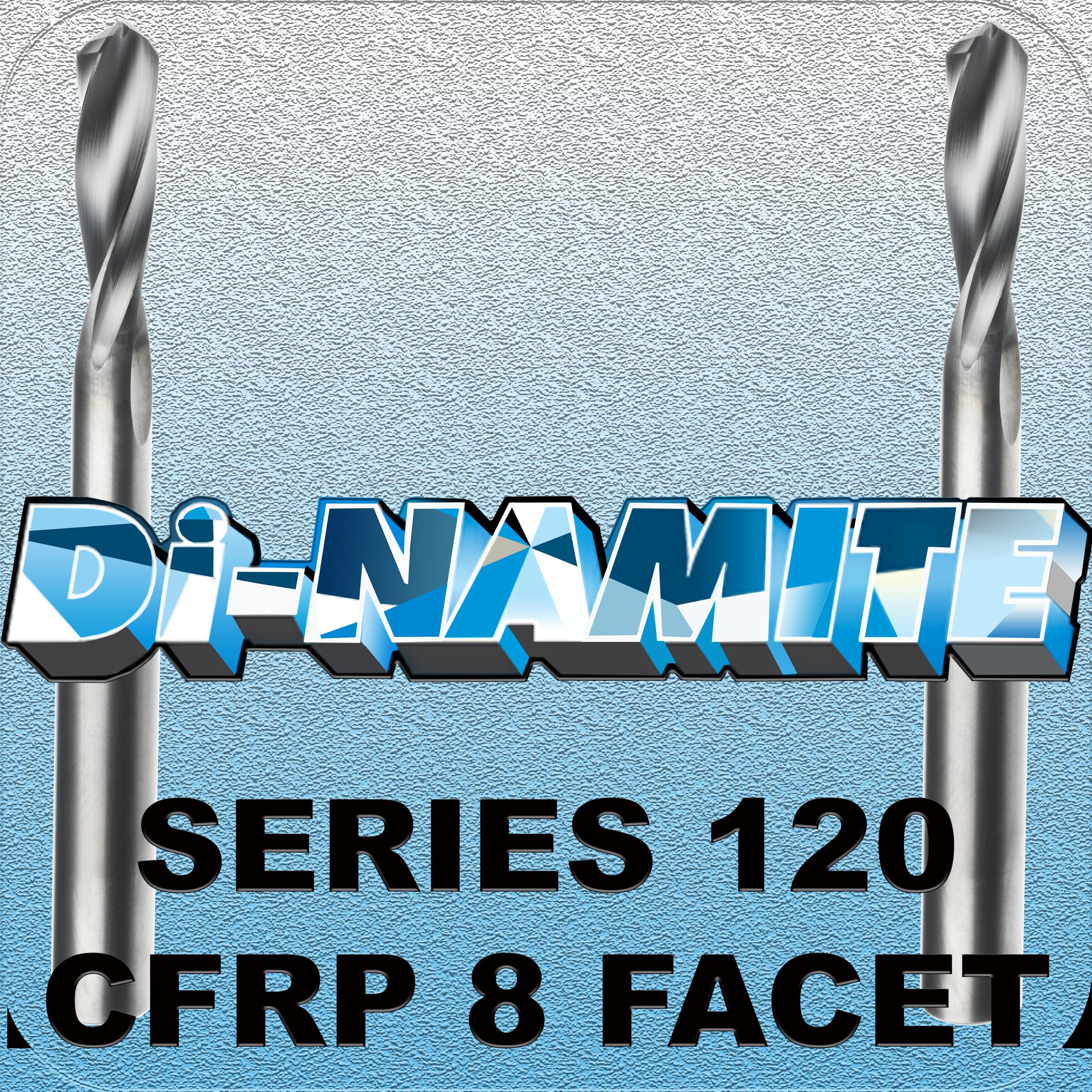 CFRP 8 Facet | Series 120